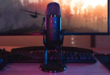 microphone youtube